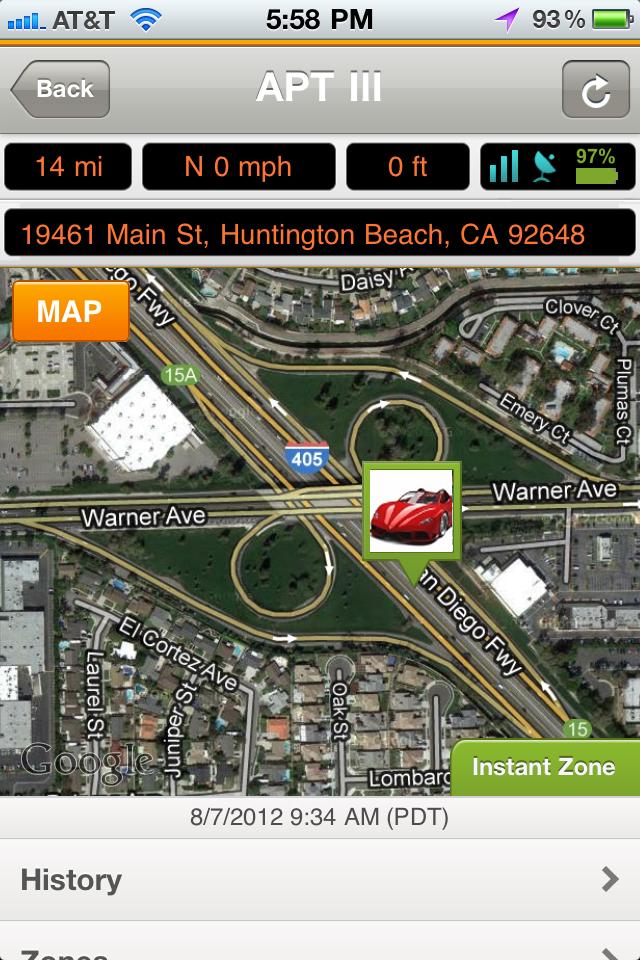 sign in pocketfinder 3g vehicle tracker pdf