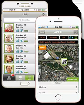 PocketFinder 3G GPS Trackers for Children, Pets, Seniors, & Vehicles