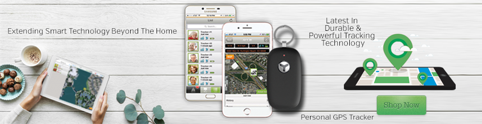 PocketFinder 3G GPS Trackers for Children, Pets, Seniors
